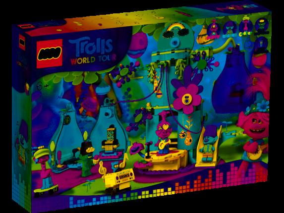 lego trolls 41255