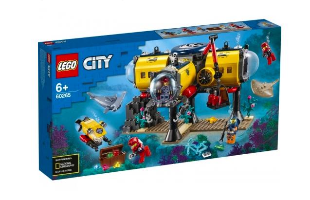 zestaw lego city 60265