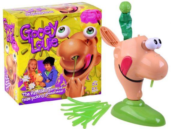 śmieszna gra zręcznościowa wyciąganie glutów z nosa