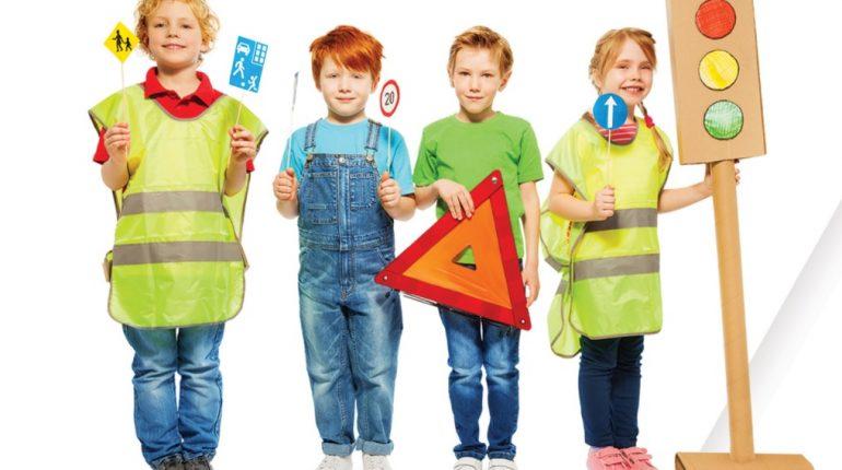 elementy odblaskowe dla dzieci