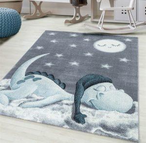 dywaniki dla dzieci ze smokiem